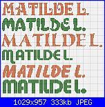 Gli schemi di Malù-matilde-l-maiuscolo-jpg