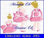 schemi di MAMMAELE-ballerine-ele-jpg