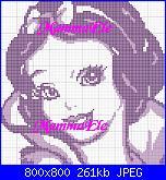 schemi di MAMMAELE-biancaneve-lilla-jpg