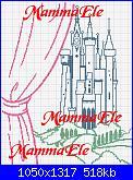 schemi di MAMMAELE-castello-cenerentola-ele-jpg