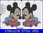 Gli schemi  di Lucybell.82-topolino-macchinina-2-jpg
