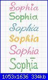 Gli schemi di sharon - 1-sophia-jpg