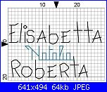Gli schemi di Natalia - II-elisabetta-roberta-jpg