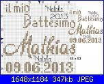Gli schemi di Natalia - II-mathias-battesimo-jpg