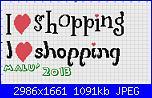 Gli schemi di Malù-i-love-shopping-jpg
