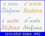 Gli schemi di sharon - 1-nato-stefano-jpg