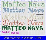 Gli schemi di Malù-matteo-nava-20x-130-jpg