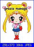 Gli Schemi di Grazia Managò-sailor-moon-jpg