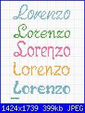 Gli schemi di sharon - 1-lorenzo-jpg