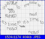 Gli schemi di Natalia - II-time-read-jpg