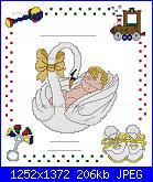 Gli schemi di nadiaama-quadretto-nascita2-jpg
