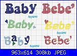 gli schemi di ary1297-baby-beb-2-jpg
