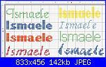 gli schemi di ary1297-ismaele-jpg