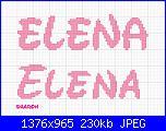 Gli schemi di sharon - 1-elena-jpg