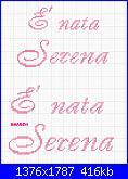 Gli schemi di sharon - 1-nata-serena-jpg