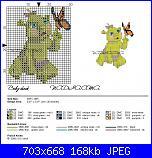 Gli schemi di nadiaama-baby-shrek-completo-jpg