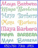 Gli schemi di sharon - 1-maya-barbera-jpg