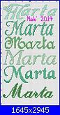 Gli schemi di Malù 2°-marta-cors-jpg
