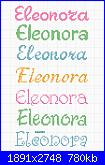 Gli schemi di sharon - 1-eleonora-jpg