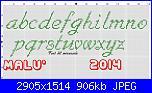 Gli schemi di Malù 2°-alfa-38-minuscolo-jpg