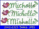 Gli schemi di Dolce-michelle-jpg