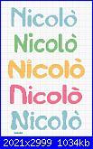 Gli schemi di sharon - 1-nicol%C3%B22-jpg