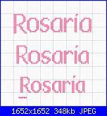 Gli schemi di sharon - 1-rosaria-jpg