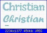 Gli schemi di sharon - 1-christian-jpg