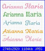 Gli schemi di sharon - 1-arianna-ilaria-jpg