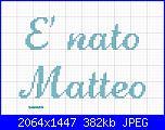 Gli schemi di sharon - 1-%C3%A8-nato-matteo-jpg