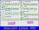 Gli schemi di Malù 2°-damiano-jpg