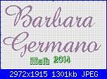 Gli schemi di Malù 2°-barbara-germano-piccolo-jpg