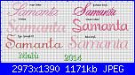 Gli schemi di Malù 2°-samanta-largh-120-jpg
