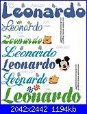 Gli schemi di Natalia - 4-leonardo-nomi-jpg
