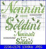 Gli schemi di Natalia - 4-nonnini-soldini-schema-jpg