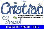 Gli schemi di Natalia - 4-cristian-precious-moments-h-42-jpg