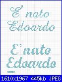 Gli schemi di sharon - 1-%E8-nato-edoardo-jpg