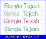 Gli schemi di sharon - 1-giorgia-tejash-jpg