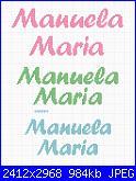 Gli schemi di sharon - 1-manuela-maria-jpg