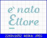 Gli schemi di sharon - 1-%E8-nato-ettore-jpg