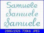 Gli schemi di sharon - 1-samuele-jpg