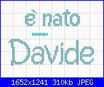 Gli schemi di sharon - 1-nato-davide-jpg