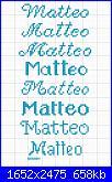 Gli schemi di sharon - 1-matteo-jpg