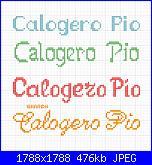 Gli schemi di sharon - 1-calogero-pio-jpg