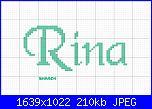 Gli schemi di sharon - 1-rina-jpg