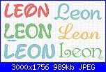 Gli schemi di sharon - 1-leon-jpg
