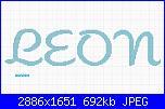 Gli schemi di sharon - 1-leon-2-jpg
