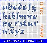 Gli schemi di Malù 2°-font-alexia-minuscolo-jpg