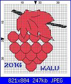 Gli schemi di Malù 2°-uva-rossa-jpg