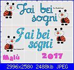Gli schemi di Malù 2°-fai-bei-sogni-44-jpg